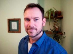 Garth Naude MA (Psychotherapy), UKCP Reg.
